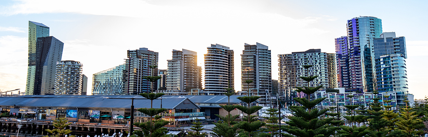 Determining matters for Victoria's building industry and the community.